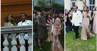isha ambani fairy tale engagement