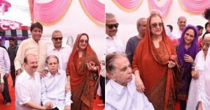 Dilip-Kumar-and-Saira-Banu-celebrate-51st-wedding-anniversary