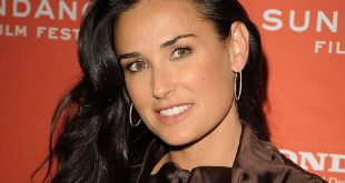 Hollywood Actress Demi Moore