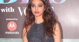 Actress Radhika Apte.