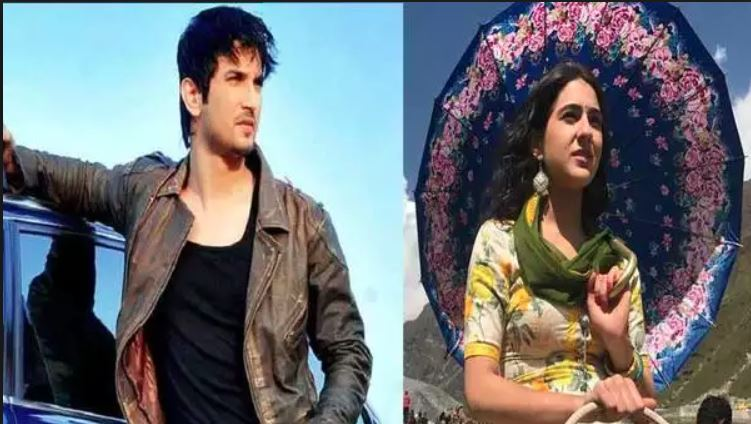 sushant unhappy with saras character in kedarnath