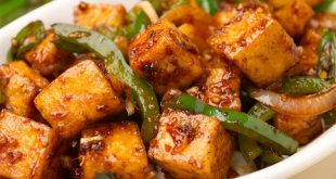 Chilly-Paneer