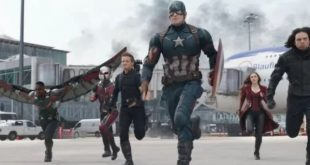Captain America Will Die To Save