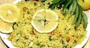 'Lemon Rice'