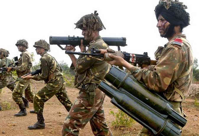 Indian Army Loc